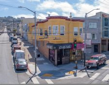 Mission St, San Francisco, CA 94112