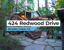 Redwood Dr, Boulder Creek, CA 95006